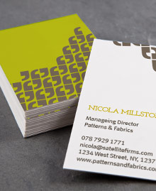 Business Card designs - Let's Talk