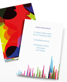 Preview image of Business Card design 'Hello Hello Business Cards'