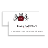 Patrick Bateman preview