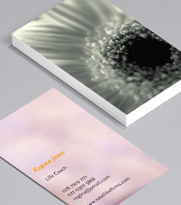 Business Card designs - Nature Delight