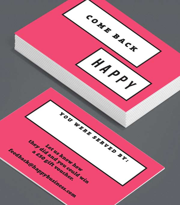 Business Card designs - Magnetic Snippets