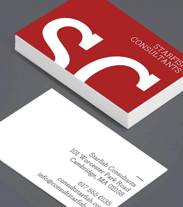 Business Card designs - Flagship