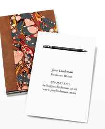 Business Card designs - Notebooks, Vol.2