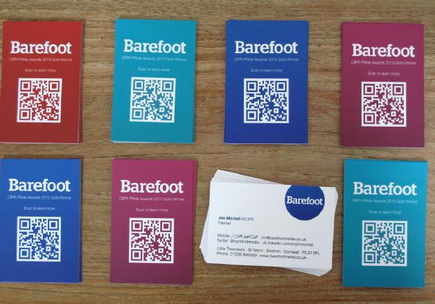 Barefoot Media