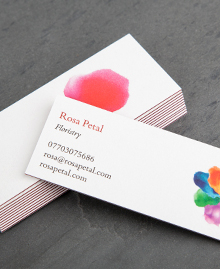 MiniCard Designs - Petal Power
