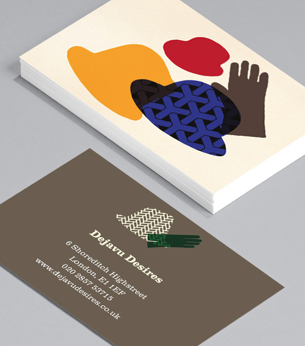 Business Card designs - Hats off to you