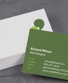 Business Card designs - Talk to me