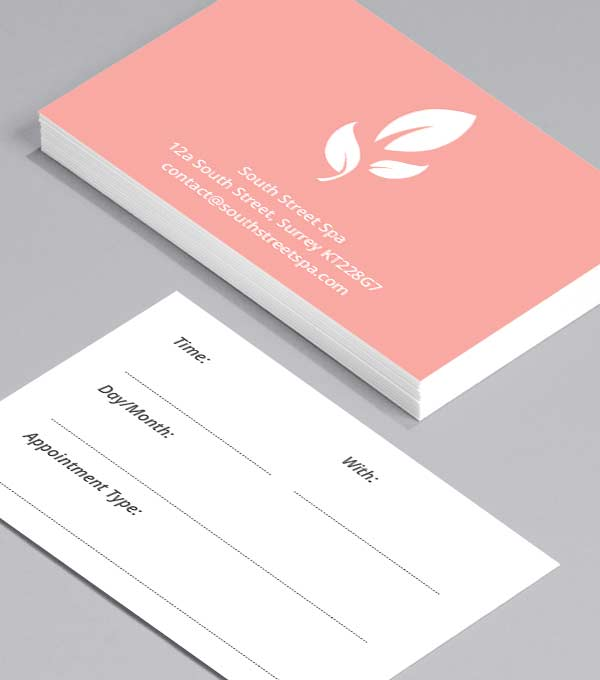 NFC Business Cards by moo
