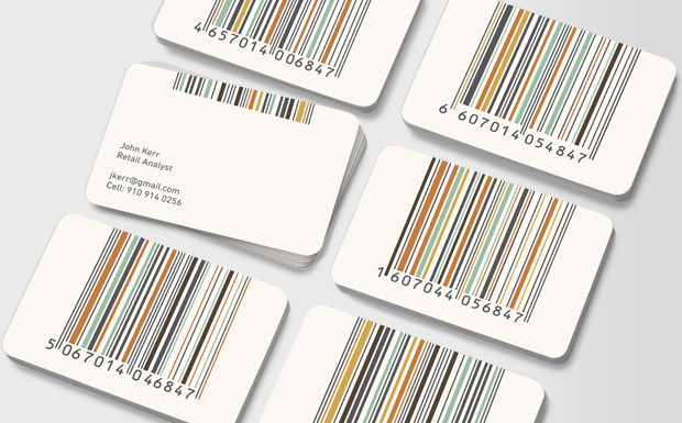 Barcodes in Colour