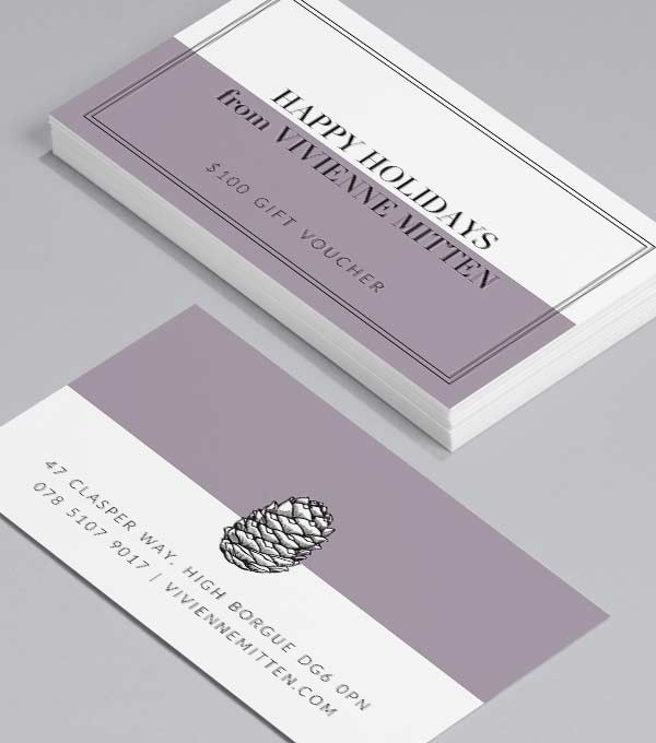 Business Card designs - Simply Does It