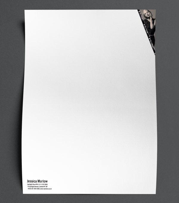 Browse Letterhead Design Templates | MOO (United Kingdom)