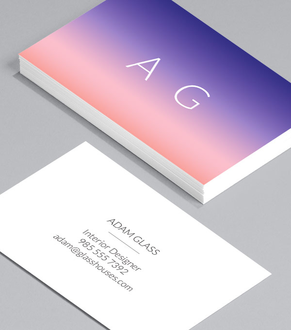 Browse business card design templates moo united states initially reheart Gallery