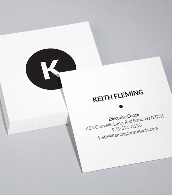 Browse square business card design templates moo united states on target colourmoves