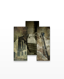 MiniCard designs - Relics and Ruins