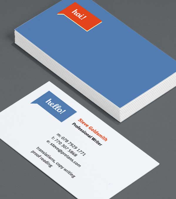 browse business card design templates moo canada