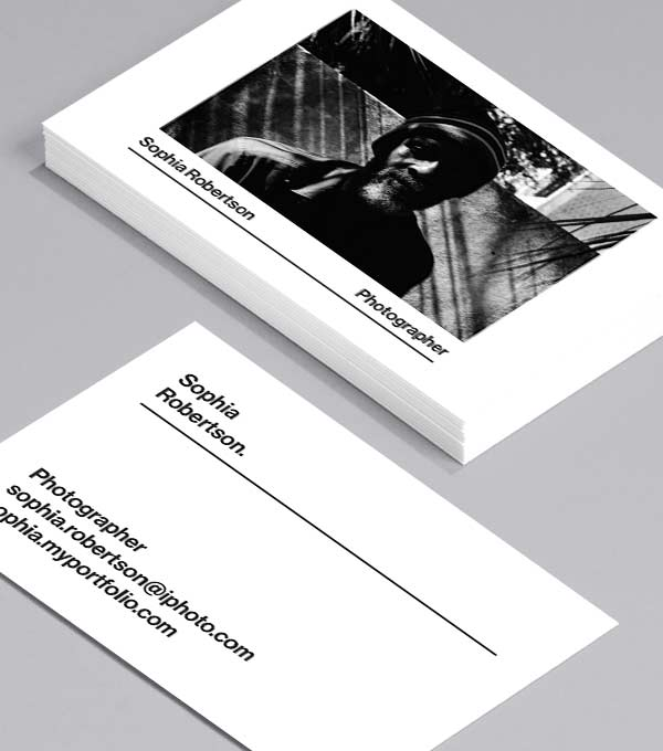 Business Card designs - Framework