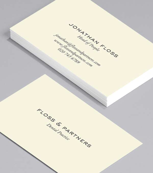 Browse Business Card Design Templates Moo United States