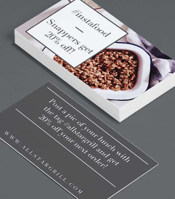 MOO Luxury Business Cards