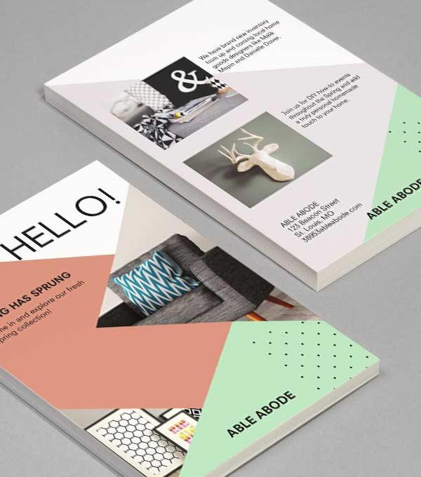 Postcard Designs MOO United States