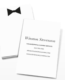 Business Card designs - Sherry, Sir?