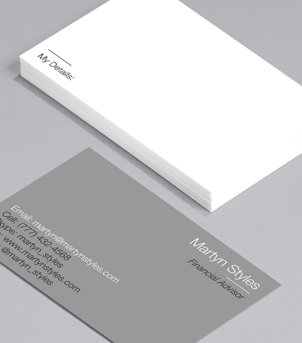 Moo business cards template colourmoves