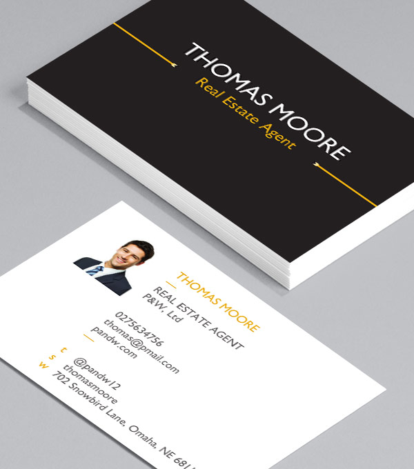 Business Card designs - Property Ladder