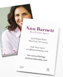 Business Card designs - Face Time
