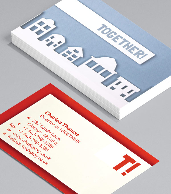 Business Card designs - Together!