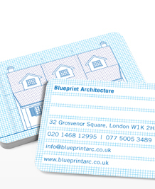Preview image of Business Card design 'Elevations'