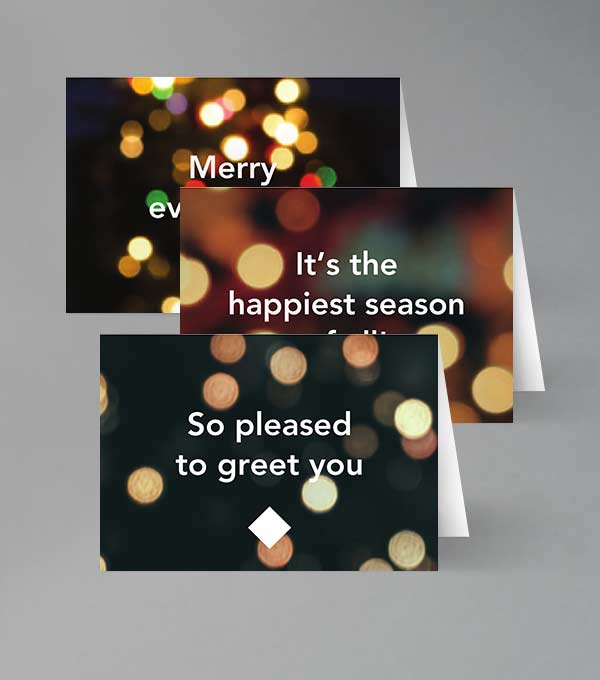 Customisable Greeting Cards Design Templates