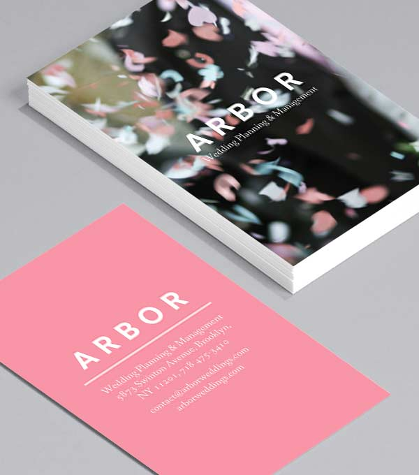 Anpassbare Visitenkarten Designvorlagen Moo De
