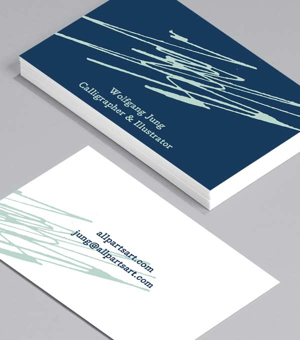 Business Card designs - Sign Me Up