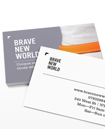 Preview image of Business Card design 'Frame and Focus'