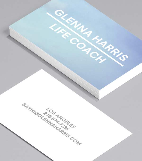 Business Card designs - Cloud 9