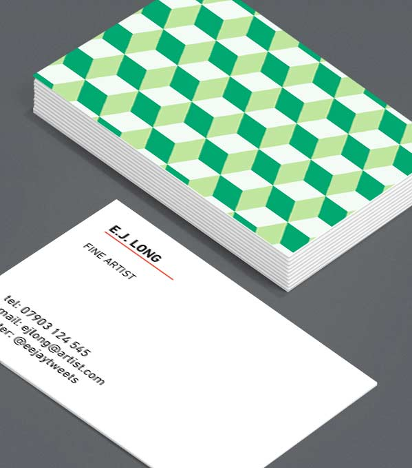 Business Card designs - Third Dimension