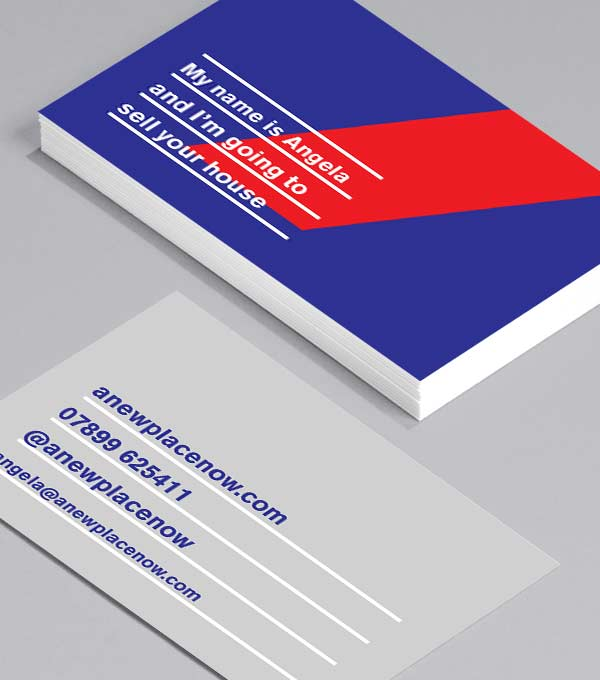 Business Card designs - The Way Forward