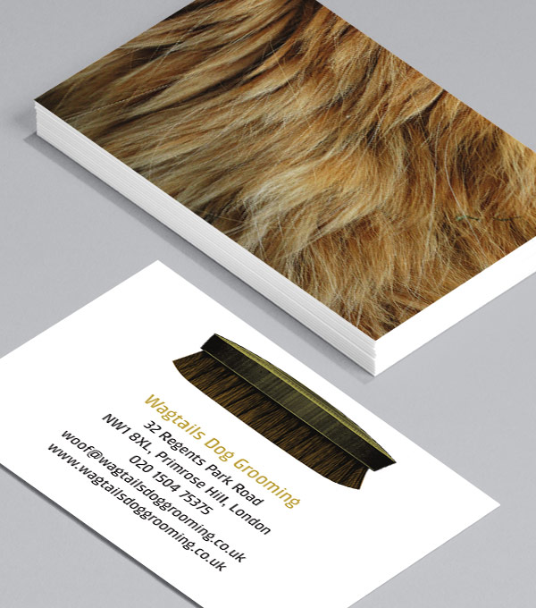 Business Card designs - Furry Nice