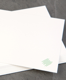 Design per Notecard - Strati