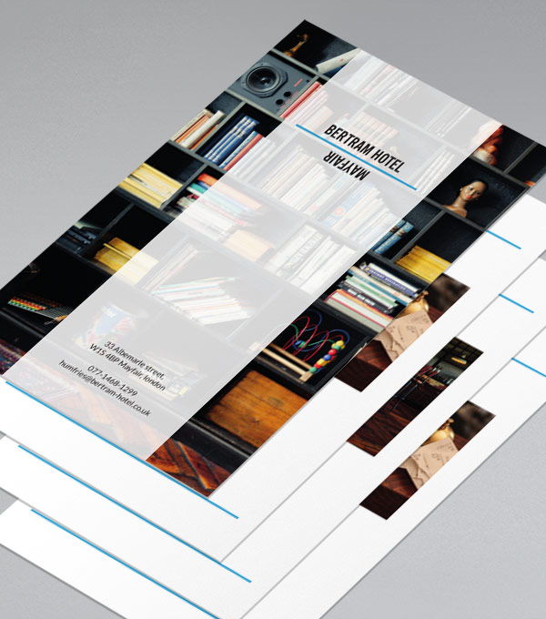 Browse Half Page Flyer Design Templates | MOO (United States)