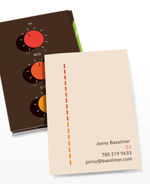 Business Card designs - This goes to 11