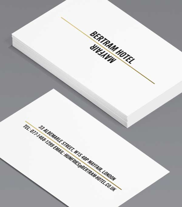 Tailored collection business card designs gold foil spot uv tailored collection business card designs gold foil spot uv templates moo united kingdom reheart Gallery