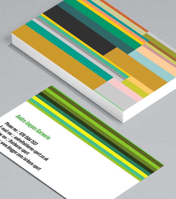 Business Card designs - Province Spring