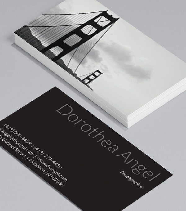 great escapes - Moo Square Business Cards