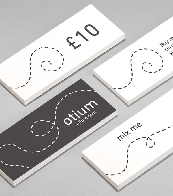 MiniCard designs - Follow The Dots