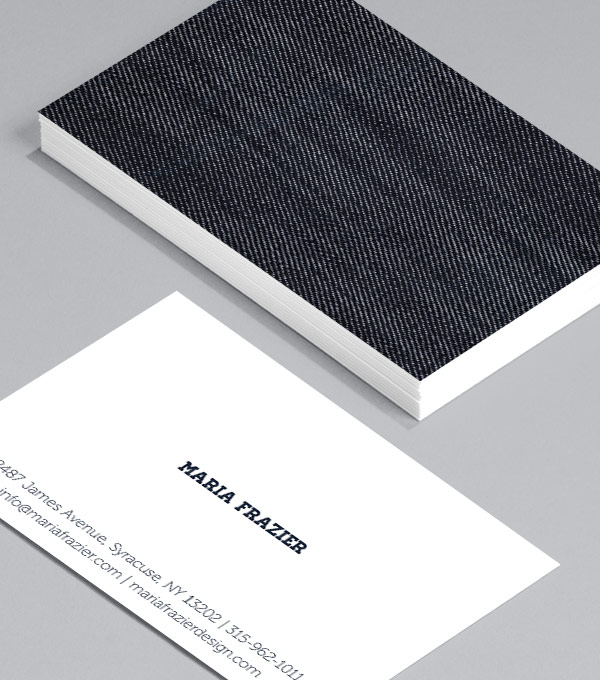 Business Card designs - Favourite Jeans