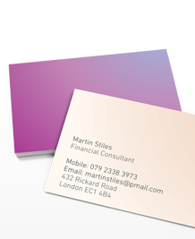 Business Card designs - Modern Minimalism