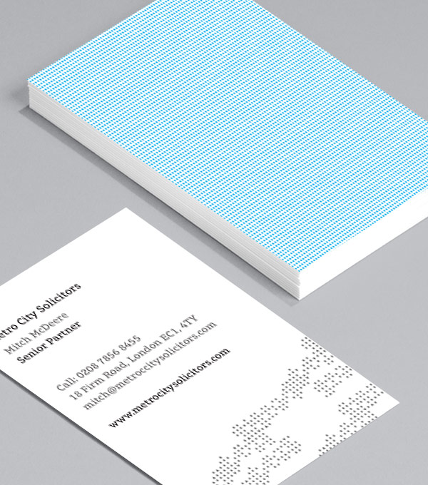 Business Card designs - Totally Textured
