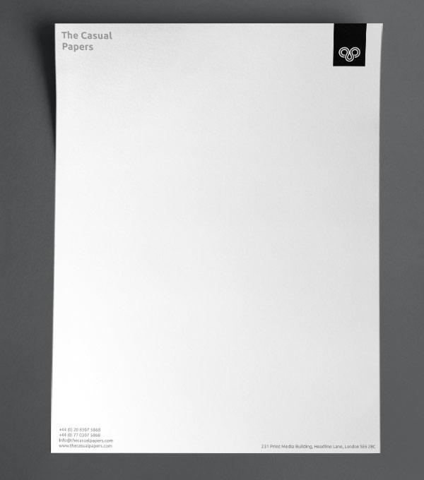 Browse Letterhead Design Templates