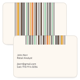 Barcodes in Colour preview