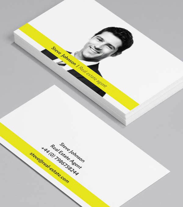 Business Card designs - Special Agents